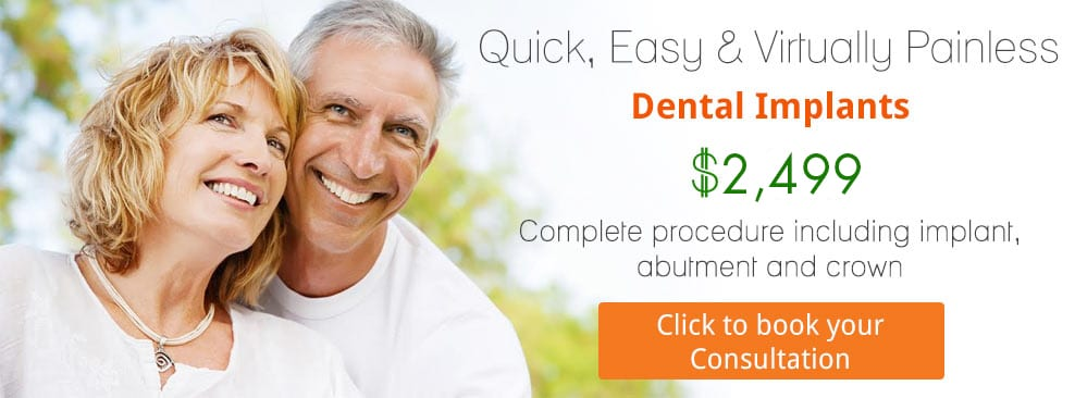 Dental Implants Richmond Hill Price